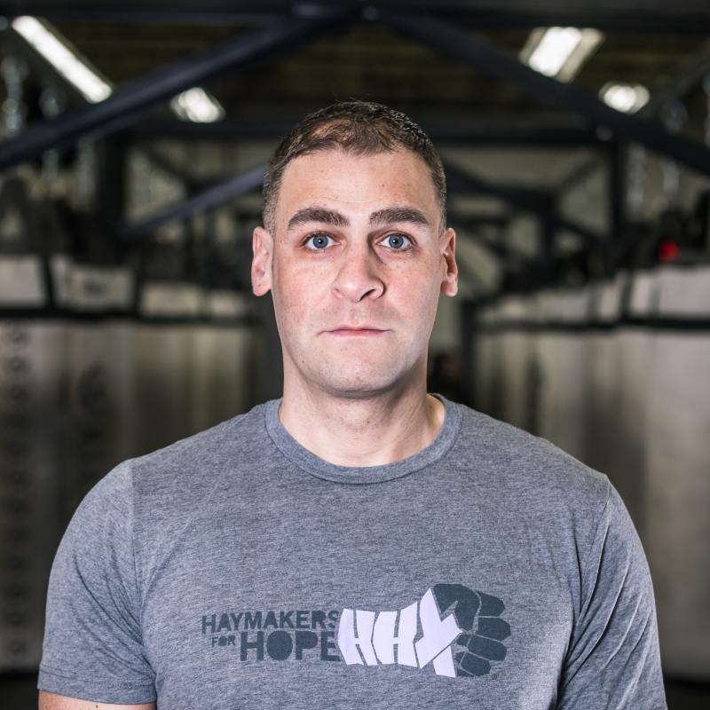 Boxer in Training: James Arredondo