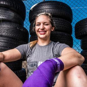 Erica Wheeler   Haymakers for Hope